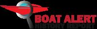 boat alert history report logo